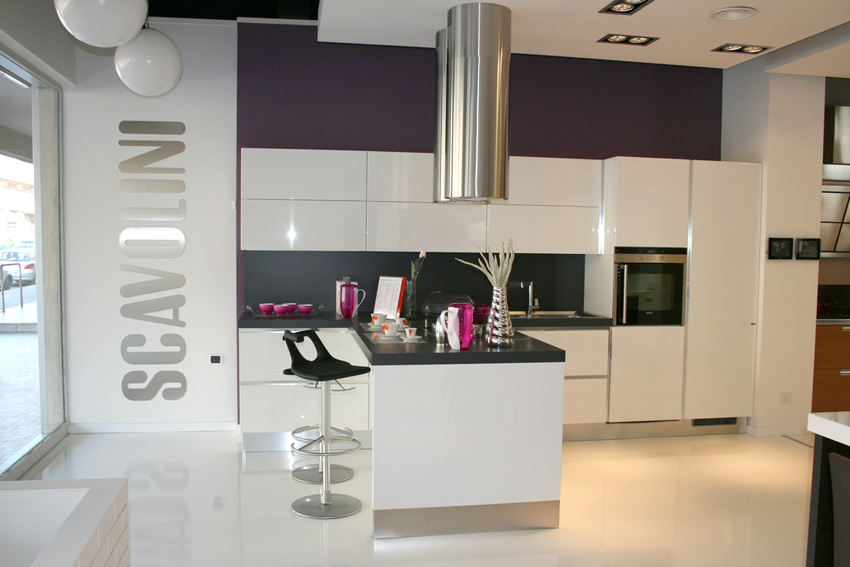 Best Cucina Scavolini Bianca Laccata Pictures - Design & Ideas ...